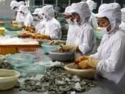 2013年4月薄辽省水产品出口量猛增