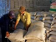 国家物资储备总局向人民发放3.4958万吨救助大米