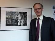 河内图片展在英国伦敦举行