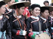 2013年蔻瓦伊爱情市场文化旅游周正式开幕