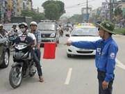 3000名河内青年志愿者参加2013年夏天志愿活动出征仪式
