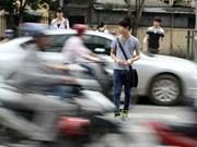 越南将大力保障行人安全