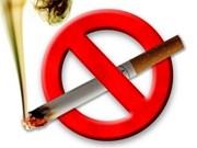 河内贯彻落实《烟草危害预防控制法》活动启动