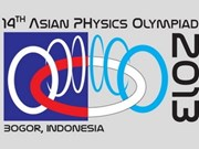 越南在2013年亚洲物理奥林匹克竞赛上摘得两枚金牌