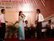 越南南部才子弹唱艺术保护与弘扬