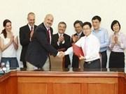 越南通讯社拓展与希腊新闻媒体的合作
