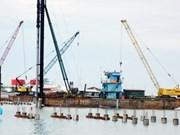 巴地—头顿省向石铂综合工业区项目授予投资许可证