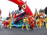 2013年庆和省芽庄海洋节即将举行