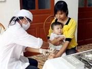 越南是世界上彻底消除破伤风国家之一