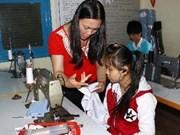 越南:重视儿童教育 开启儿童新生活