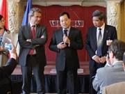 越南国防企业注重推动与法国企业合作