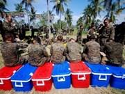 印尼与美军海军举行年度联合军事演习