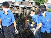 六·五世界环境日:环保图片展在承天顺化省举行