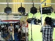"""""""2013年越南电影与电视科技国际展览会""""正式开幕"""