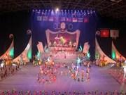 2013年第五届东南亚学生运动会拉开序幕