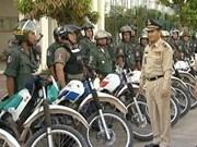 柬埔寨国会选举前夕:加强安全监管工作