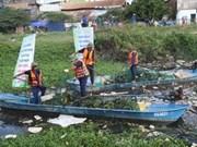 """越南企业积极响应""""2013年为国家的绿色环境""""活动"""