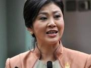 泰国总理英拉·西纳瓦兼任国防部长
