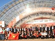 越南荣获第42届世界技能大赛的七件优秀证书