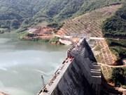 越南在老水电站投资项目达16个