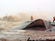 越南着重控制海岸侵蚀现象避免损失