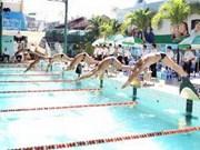 2013年全国青年游泳—蹼泳锦标赛:河内代表队暂时居榜首