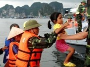 APEC各国分享海上搜寻救难经验