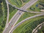 越南油曳-潘切高速公路项目在国外招商引资