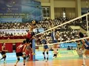 2013年越南国际女子排球公开赛:越南队晋级决赛