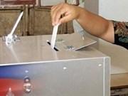 柬埔寨第五届国会选举筹备工作就绪