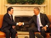 国际学者高度评价越南与美国建立全面伙伴关系