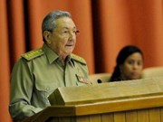 古巴隆重举行庆祝反独裁起义60周年纪念典礼