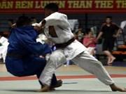 2013年全国柔道锦标赛在河内开幕