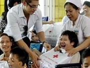 视频交流会:给越南橙毒剂受害者讨回公道