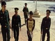 越南边防部队注重预防打击犯罪工作效果