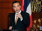 马来西亚总理纳吉布会见中国外长王毅