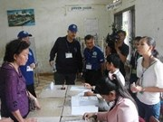 柬埔寨公布第五届国会选举计票结果