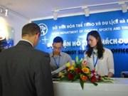 越南河内市为游客开通24小时服务热线电话