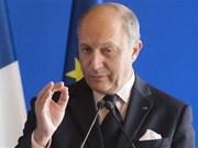 印尼同法国计划在五个优先领域深化合作