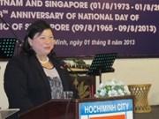 新加坡官员:越南是新加坡企业的投资乐土