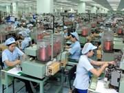今年7月份越南工业生产指数保持增长势头