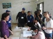 柬埔寨即将公布选举正式结果