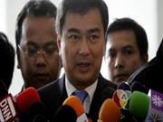 泰国前总理阿披实将再被控谋杀