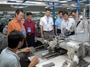 第二次越南国内外越籍商人相约活动在林同省举行