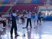 2013年越南全国射弩锦标赛拉开序幕