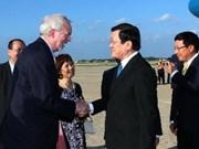 美国驻越南大使:越南将加大对TPP参与国的出口力度