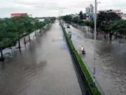 越南北部地区继续遭受强降雨多地区可能发生洪涝现象