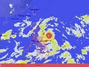 """菲律宾遭台风""""尤特""""袭击 致2人死44人失踪"""