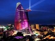 越南胡志明市Bitexco金融塔成为世界25座摩天大楼之一