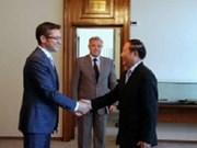 保加利亚外长:越南是保加利亚的主要伙伴